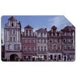 The Phonecard Shop: Poland, Poznan, market place, 50 units