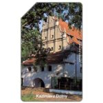 The Phonecard Shop: Poland, Kazimierz Dolny, Garner, 50 units
