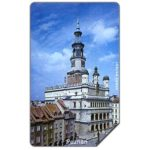 The Phonecard Shop: Poland, Poznan, city hall, 50 units