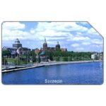 The Phonecard Shop: Poland, Szczecin, coastal avenue, 25 units