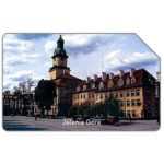 The Phonecard Shop: Poland, Jelenia Gora, market square, 25 units