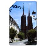 The Phonecard Shop: Poland, Wroclaw, Cathedral, 25 units