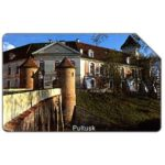 The Phonecard Shop: Poland, Pultusk, castle, 25 units