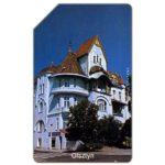 The Phonecard Shop: Poland, Olsztyn, white house, 25 units