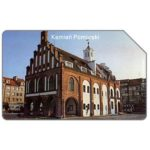 The Phonecard Shop: Poland, Kamien Pomorski, city hall, 100 units