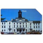 The Phonecard Shop: Poland, Plock, city hall, 50 units