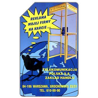The Phonecard Shop: Poland, Phonebox, 25 units