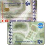 The Phonecard Shop: Poland, GPT Trial card, 25 units