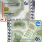 The Phonecard Shop: Poland, GPT Trial card, 50 units
