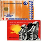 The Phonecard Shop: Poland, Premium Trust Trial card, 25 units