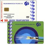 The Phonecard Shop: Poland, Urmet Trial card, 50 units