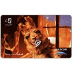 The Phonecard Shop: Telecom - Lama, $5