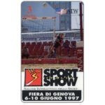 The Phonecard Shop: ATW - Fiera di Genova Sport Show - Beach-Volley, 3 units