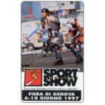 The Phonecard Shop: ATW - Fiera di Genova Sport Show - Street Hockey, 3 units