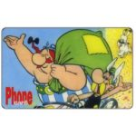 The Phonecard Shop: DIT - Asterix & Obelix, no face value