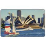 The Phonecard Shop: Global One - Sydney - Opera House, 20 units