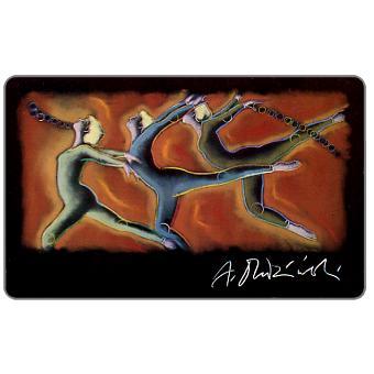 The Phonecard Shop: Germany, Team Olympia 1992, Rhythmic gymnastics, 12 DM