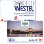 The Phonecard Shop: Europa Telecom 92 - Westel, Hungarian Telecommunications Co.