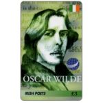 The Phonecard Shop: DIT - Irish Poets, Oscar Wilde, £3
