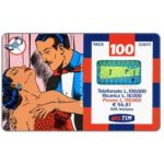 The Phonecard Shop: Italy, TIM - Mandrake and Narda fainting, 100 units
