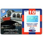 The Phonecard Shop: Italy, TIM - Carnival of Venice, 10 units