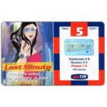 The Phonecard Shop: Italy, TIM - Last minute, 5 units