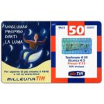 The Phonecard Shop: Italy, TIM - Milleuna TIM, 50 units