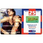 The Phonecard Shop: Italy, TIM - Milleuna TIM, Conviene essermi fedele, 25 units