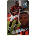 The Phonecard Shop: Italy, ATW - Panini, Marcel Desailly (bonus card)