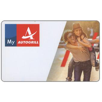 The Phonecard Shop: My Autogrill (loyalty card)
