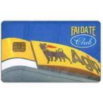 The Phonecard Shop: Agip Fai da Te Club (loyalty card)