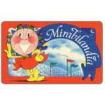 The Phonecard Shop: Italy, Mirabilandia - Free entrance offered by Maxicono Motta (gift card)