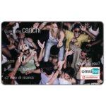 The Phonecard Shop: Italy, Omnitel Vodafone - Ci sentiamo carichi, 10 euro