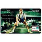 The Phonecard Shop: Italy, Omnitel Vodafone - Troppo carico, 20 euro
