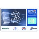 The Phonecard Shop: Italy, Payback (loyalty card)
