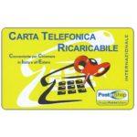 The Phonecard Shop: Italy, PosteShop, carta telefonica ricaricabile