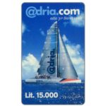 The Phonecard Shop: Adria.com - 31a Barcolana, Lit.15.000
