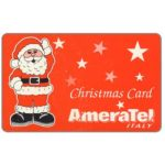 The Phonecard Shop: Italy, Ameratel - Christmas card, L.20.000