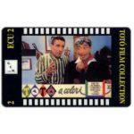 The Phonecard Shop: Italy, C.F.N. - Totò Film Collection n. 02 - Totò A Colori, ECU 2