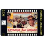 The Phonecard Shop: Italy, C.F.N. - Totò Film Collection n. 11 - Operazione San Gennaro, ECU 2