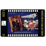 The Phonecard Shop: Italy, C.F.N. - Totò Film Collection n. 12 - Supertotò, ECU 2