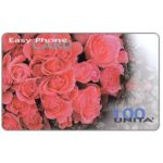 The Phonecard Shop: Italy, Call&Save - Easy Phone Card, roses, 100 units