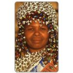 The Phonecard Shop: Galaxy - Traditional dress, Lit.20.000