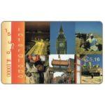 The Phonecard Shop: Italy, Interglobo - Views, 15 units / Lit. 10.000 / € 5,16