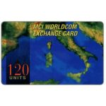 The Phonecard Shop: Italy, MCI - Italy, 120 units