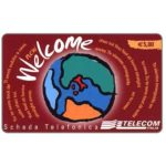 The Phonecard Shop: Telecom Italia - Welcome, € 5,00