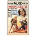 The Phonecard Shop: Italy, 89th Veronafil, Romeo and Juliet movie (promo card)