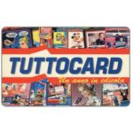 The Phonecard Shop: Tuttocard (promo card)