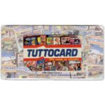 The Phonecard Shop: Italy, Tuttocard, in folder (promo card)