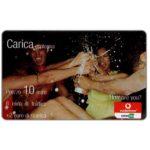 The Phonecard Shop: Italy, Vodafone Omnitel - Carica esplosiva, 10 euro
